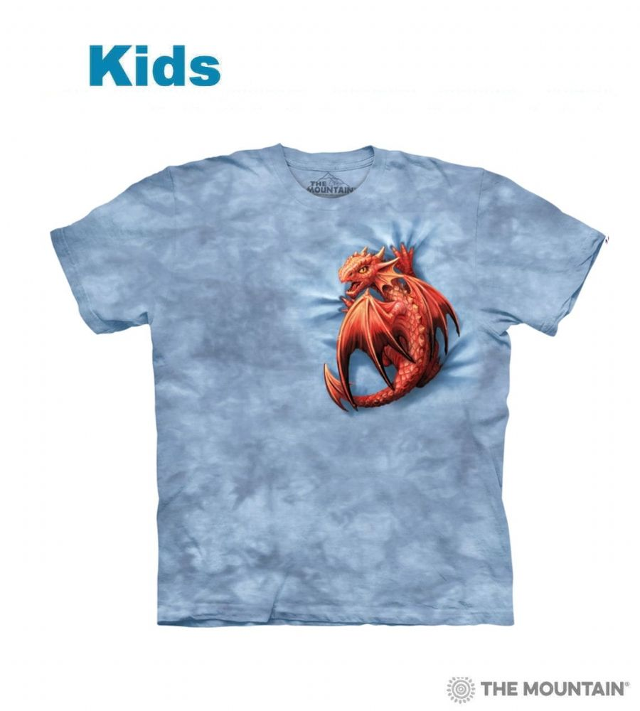 Wyrmling - Kids Dragon T-shirt - The Mountain®